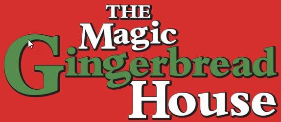 MagicGingerBreadHouse